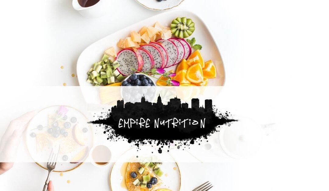 Nutrition Club BINGO – Empire Nutrition  Monona