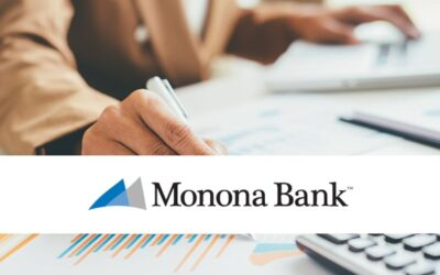 Happy 30th Anniversary Monona Bank!