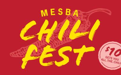 MESBA'S 38th Annual Chili Fest Participant Registration