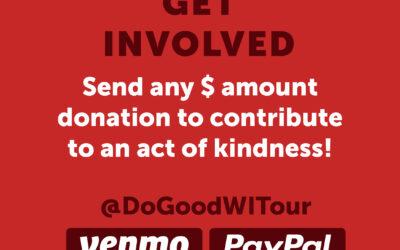 EatStreet and Do Good Wisconsin kick off the Do Good Tour!
