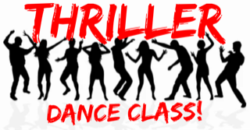 Thriller Dance Class!