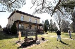 Historic Blooming Grove Historical Society Hosting Yard Sale at Dean House!
